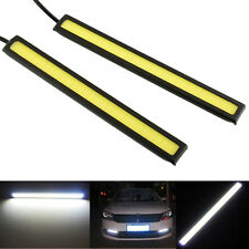 2X 14cm COB Saving 84 LED White Car Vehicle DRL Daytime Running Fog Light*