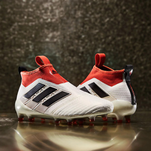 adidas Ace 17+ Purecontrol FG Champagne Limited Edition Football Boots Laceless