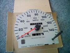 1998-1999 Nissan Sentra SE OEM Speedometer Cluster 24820-8Z203