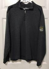 Nike Golf Mens 1/2 Zip Pullover Size Medium The Traveler Beer Company