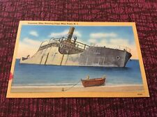 Concrete Ship Atlantus Cape May Point  Cape May, New Jersey Postcard
