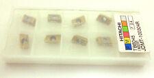 10 Wendeplatten inserts JDMT 100304R TB6045 r=0,4 von HITACHI Neu  OVP H4322
