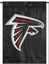 Atlanta Falcons PA GARDEN Window Flag Banner Applique Embroidered Football