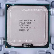 Intel Xeon E3110 (EU80570KJ0806M) SLAPM SLB9C CPU 1333/3 GHz LGA 775 100% Work