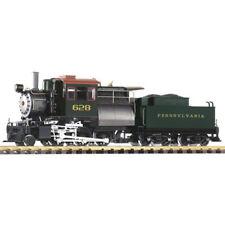 PIKO PRR Camelback 2-6-0 Steam Loco 628 (Analogue-Smoke/Sound) G Gauge 38242