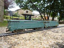 Jouef HO 833 x 2 Locomotives BB 9201 SNCF Modele ameliore 8 roues motrices