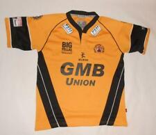 RUGBY SHIRT KUKRI CASTLEFORD TIGERS (L) Jersey Trikot Maillot Maglia Camiseta