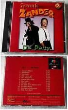 Frank Zander - CD2 / Die Party .. CD TOP