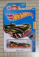 Hot Wheels Howlin' Heat Treasure Hunt