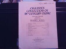 """D'Aquin: Rondeau """"Le Coucou"""", Organ (Cramer)"""