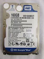 Western Digital WD1600BEVT-24A23T0 HDD