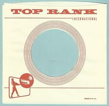 TOP RANK REPRODUCTION RECORD COMPANY SLEEVES - (pack of 10)