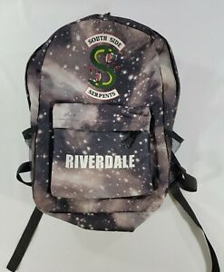 Riverdale Backpack Bag South Side Serpents jughead archie veronica betty