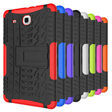 Shockproof Hybrid Stand Hard Tablet Case For Samsung Galaxy Tab A E S2 S3 Lite