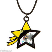 Neon Star by tokidoki Girls Star with Floating Charms Pendant Necklace One Size