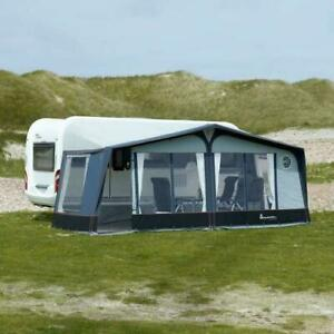 Isabella Capri North 1050cm Awning with Carbon X frame