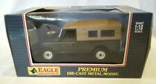 Eagle Collectibles Universal Hobbies 440300 Series 3 Land Rover soft top 1:18