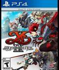 Ys IX, 9  Monstrum Nox -  Pact Edition ( PlayStation 4 / PS4 ) Brand new
