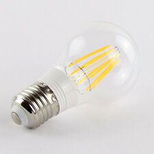 E27 8W Warm White 85-265V AC Retro Filament LED Bulb Light Lamp 360 degree