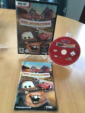 DISNEY CARS HOOK International PC/DVD-ROM