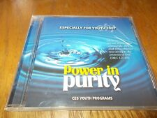 POWER IN PURITY - ESPECIALLY FOR YOUTH 2007 CD