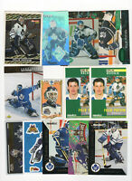 67 count lot mixed Felix Potvin CARDS no dupes! LOADED w/ inserts Leafs Goalie