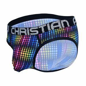 Andrew Christian Almost Naked Dancefloor Brief mens pouch underwear bikini spot