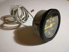 Termometro 120° caldaia stufa e condizionatore bulbo sonda capillare