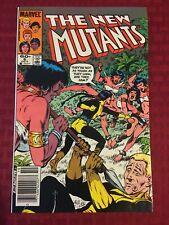 Marvel Comics #8 - THE NEW MUTANTS - (Oct 83)