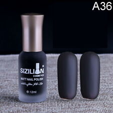 Nail Polish Scrub Non-toxic Environmentally Friendly Matte Satin Nude 40 Color A9