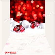 Christmas10'x20'Computer/Digital Vinyl Scenic Photo Backdrop Background SV536B88