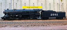 SPECTRUM 82506 HO - Locomotive USRA Heavy Mountain 4-8-2 ILLINOIS Central