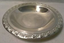 "W.M.ROGERS 7-1/4"" ROUND SILVERPLATED BOWL"
