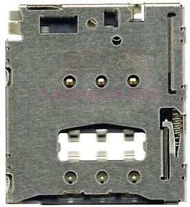 SIM Lector Tarjeta Conector Card Reader Connector Motorola Moto G 2nd Gen