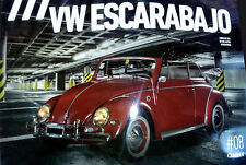 VW ESCARABAJO Clarin collections Special Book #8 Completely Dedicated Argentina