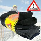 3 Pairs Mens Winter Warm Thermal Heavy Duty Heated Boots Work Wool Socks 9-13