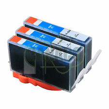 3 CYAN 920XL HIGH YIELD 920BK for HP Printer Officejet 6000 6500 - E609 E709