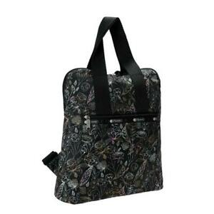 LeSportsac Classic Collection Everyday Backpack in Amaranth NWT