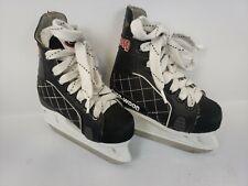 Sher-Wood Hockey Skates Pmp 5030 Youth Size 8 Black