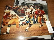 Macarthur Lane  #36 Green Bay Packers  Signed/Auto   8 x 10.