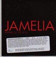 (AZ753) Jamelia, Beware Of The Dog - DJ CD