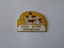 pins pain grillé villageois