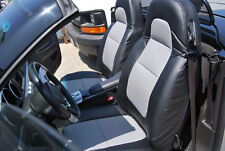 CHEVY SSR 2003-2006 IGGEE S.LEATHER CUSTOM FIT SEAT COVER 13 COLORS AVAILABLE