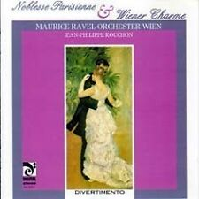 Noblesse Parisienne Wiener Charme Jean-Philippe Rouchon MAURICE RAVEL ORCHESTER