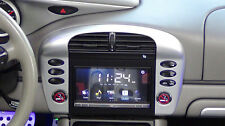 EURO MOTORSPEED 03-05 PORSCHE 996 CARRERA DOUBLE DIN INSTALLATION KIT