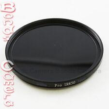 62mm 62 mm Sottile 850nm infrared IR 850 Filtro per CANON NIKON PENTAX SONY OLYMPUS