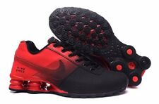 BRAND NEW Nike Shox Deliver Running Tennis Shoes Red Black Men's Size 11