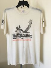 Vintage 1980s 1982 Nike Masters Championship Run Thin Large T-shirt