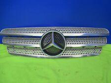 Mercedes ML55 AMG W163 Kühlergrill Frontmaske Final Edition Chrom-silber