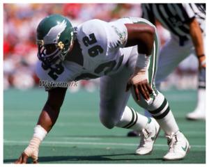 NFL Philadelphia Eagles Reggie Game Action Color  8 X 10 Photo Picture